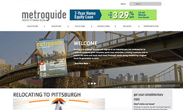 Pittsburgh Metroguide Website