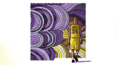 Kobe Bryant - by Jasper Means